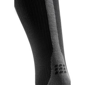 cep Run Socks 3.0 Dames, zwart/grijs